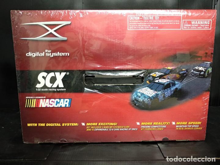 Scalextric: SCALEXTRIC DIGITAL NASCAR - TECHNITOYS - NUEVO NUNCA ABIERTO - Foto 3 - 155869050