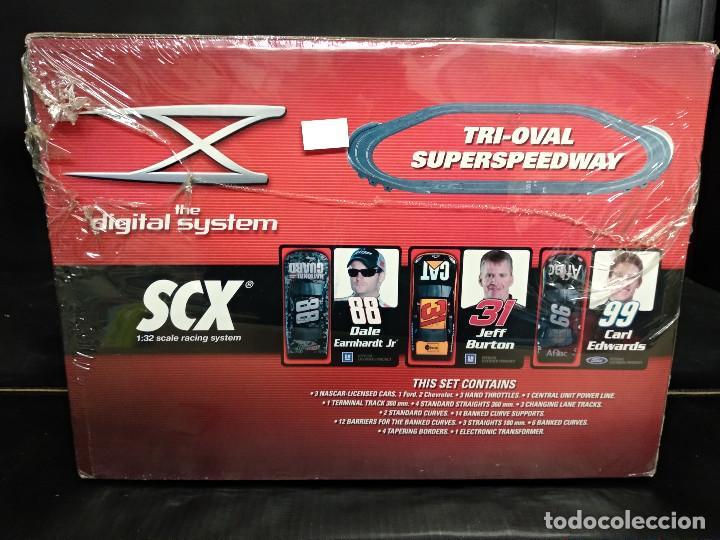 Scalextric: SCALEXTRIC DIGITAL NASCAR - TECHNITOYS - NUEVO NUNCA ABIERTO - Foto 4 - 155869050