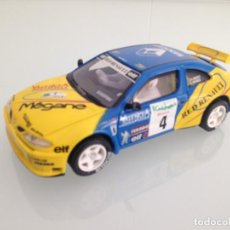 Scalextric: SLOT,SCALEXTRIC,RENAULT MAXI MEGANE Nº4, LUIS CLIMENT, 3º RALLY CORTE INGLES 1998. Lote 155983126