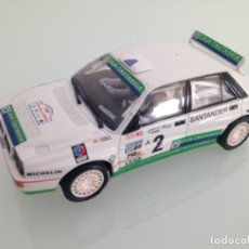 Scalextric: SLOT,SCALEXTRIC,LANCIA DELTA HF INTEGRALE Nº 2, CHUS PURAS, 1º RALLY OSONA 1992. Lote 155983502