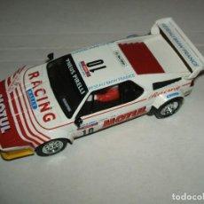 Scalextric: BMW M1 SCALEXTRIC PLANETA RALLIES MITICOS. Lote 156536586
