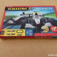 Scalextric: SCALEXTRIC MCLAREN F-1 | MIKA | DAVID | TECNITOYS. Lote 156658730