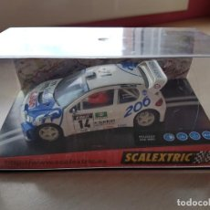 Scalextric: PEUGEOT 206 WRC SCALEXTRIC TECNITOYS. Lote 156664690