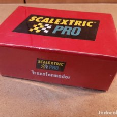 Scalextric: SCALEXTRIC PRO TRANSFORMADOR NUEVO SIN DESPRECINTAR | TECNITOYS | ALTAYA |. Lote 156981538