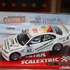 Scalextric: SCALEXTRIC BMW 320I CRITERIUM SCALEXTRIC SERIE LIMITADA 100 UNIDADES. Lote 157728374