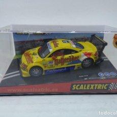 Scalextric: SCALEXTRIC AUDI TT-R #19 | NURBURGRING 2001 | REF 6082. Lote 158582514