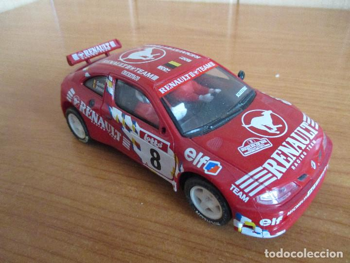 SCALEXTRIC: RENAULT MAXI MEGANE (TECNITOYS) (Juguetes - Slot Cars - Scalextric Tecnitoys)