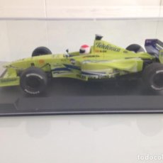 Scalextric: SLOT, SCALEXTRIC 6057, MINARDI FORD M02 Nº20 ,TELEFONICA,MARC GENE, 14º GP. ESPAÑA F1 2000. Lote 160164518