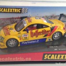 Scalextric: SLOT, SCALEXTRIC 6081, AUDI TT-R Nº18, HOCKENHEIM 2001. Lote 160169326