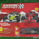 Scalextric: SCALEXTRIC COMPACT F1 5 METROS FERRARI 248F1 / ING RENAULTF1 R28. Lote 160403110