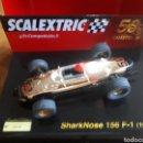 Scalextric: SCALEXTRIC SHARKNOSE 156 F-1 (1961 ). Lote 160407360