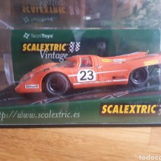 Scalextric: SCALEXTRIC PORSCHE 917 VINTAGE. Lote 160443653