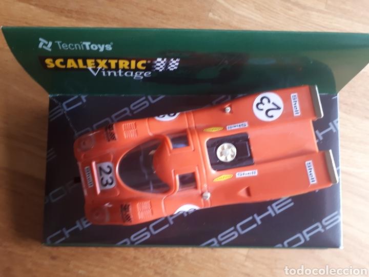 Scalextric: Scalextric Porsche 917 vintage - Foto 2 - 160443653