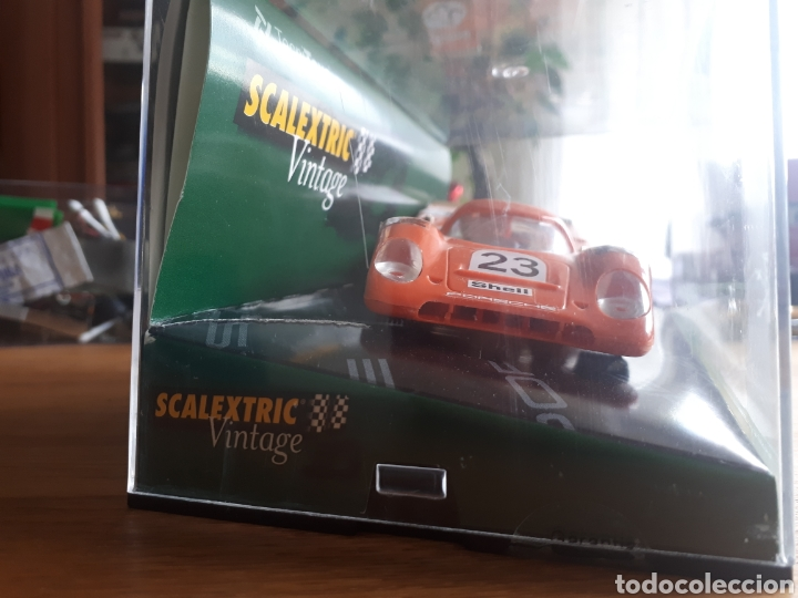 Scalextric: Scalextric Porsche 917 vintage - Foto 5 - 160443653