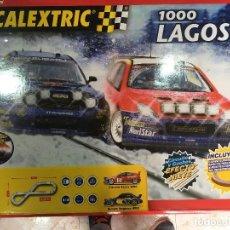 Scalextric: SCALEXTRIC 1000 LAGOS CITROËN XSARA WRC Y SUBARU IMPREZA WRC | NUEVO COD.8065.8436019594162. Lote 160445130