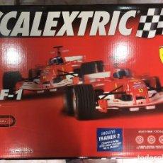Scalextric: CIRCUITO SCALEXTRIC TECNITOYS C3 F1 REF.8072.8436019596999 (NUEVO). Lote 160448710