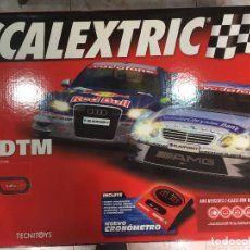 Scalextric: SCALEXTRIC C3 DTM - TECNITOYS REFª8085 -84326037530821 . Lote 160450374