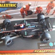 Scalextric: SCALEXTRIC MINARDI F-1 MALAYSIA. REF 6128. Lote 160451353