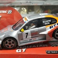 Scalextric: SEAT TOLEDO GT SLOT CAR RELEASED BY SCALEXTRIC SPAIN (SCX) (REFERENCE 6301) IN 2008, NUEVO. Lote 160549718