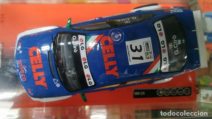 Scalextric: BMW 320i WTCC slot car released by Scalextric Spain (SCX) (reference 6383) in 2009, 1:32 scale.NUEVO - Foto 2 - 160553422
