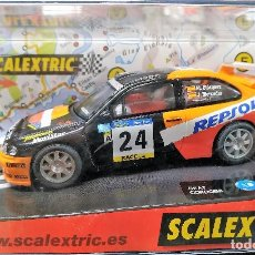 Scalextric: SEAT CORDOBA E2 'REPSOL YPF' SLOT CAR RELEASED BY SCALEXTRIC SPAIN (SCX) (6075) IN 2001 NUEVO. Lote 160575102