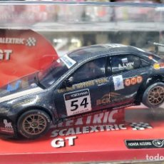 Scalextric: HONDA ACCORD WTCC SLOT CAR RELEASED BY SCALEXTRIC SPAIN (SCX) (REFERENCE 6311) IN 2008, 1:32.NUEVO. Lote 160575406