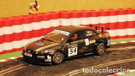 Scalextric: Honda Accord Wtcc slot car released by Scalextric Spain (SCX) (reference 6311) in 2008, 1:32.NUEVO - Foto 4 - 160575406