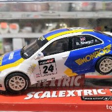 Scalextric: HONDA ACCORD EURO R SLOT CAR RELEASED BY SCALEXTRIC SPAIN (SCX) (REFERENCE 6224) IN 2006, NUEVO. Lote 160577322