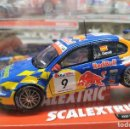 Scalextric: SEAT TOLEDO CUPRA 'GENÉ' SLOT CAR RELEASED BY SCALEXTRIC SPAIN (SCX) (REFERENCE 6186) IN 2005 NUEVO. Lote 160585830