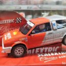 Scalextric: SEAT IBIZA BIMOTOR SLOT CAR RELEASED BY SCALEXTRIC SPAIN (SCX) (REFERENCE 6307) IN 2008, NUEVO. Lote 160586062
