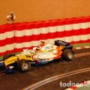 Scalextric: ING RENAULT F1 TEAM 'FERNANDO ALONSO' SLOT CAR RELEASED BY SCALEXTRIC SPAIN (SCX) (6332) NUEVO. Lote 160605110