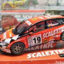 Scalextric: SEAT LEON SCALEXTRIC SLOT CAR RELEASED BY SCALEXTRIC SPAIN (SCX) (REFERENCE 6237) IN 2006,NUEVO. Lote 160605390