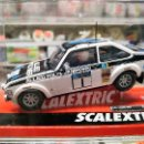Scalextric: FORD ESCORT MK II MAKINEN -LIDDONSLOT CAR RELEASED BY SCALEXTRIC SPAIN (SCX) (A10222S300)NUEVO. Lote 160606050