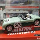 Scalextric: MG A / SCALEXTRIC A10089S300 / TED LUND-COLIN ESCOTT NUEVO. Lote 160609610