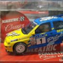 Scalextric: FORD ESCORT RS COSWORTH 'MICHELIN' SLOT CAR RELEASED BY SCALEXTRIC SPAIN (SCX) (6376)NUEVO . Lote 160610314