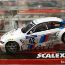 Scalextric: BMW M3 GT2 / SCALEXTRIC A10156S300 / JORG MULLER-AUGUSTO FARFUS-UWE ALZEN-PEDRO LAMY NUEVO. Lote 160610654