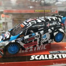 Scalextric: FORD FIESTA RS WRC / SCALEXTRIC A10157S300 / KEN BLOCK NUEVO. Lote 160613726