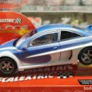 Scalextric: TUNING CAR 2 SLOT CAR RELEASED BY SCALEXTRIC SPAIN (SCX) (REFERENCE 6198) IN 2006, 1:32 SCALE.NUEVO. Lote 160615130