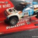 Scalextric: SCALEXTRIC TOUAREG LAGOS VOLKSWAGEN. Lote 160615238