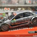 Scalextric: MERCEDES C-KLASSE DTM SLOT CAR RELEASED BY SCALEXTRIC SPAIN (SCX) (REFERENCE 6373) IN 2009,NUEVO. Lote 160616430