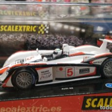 Scalextric: AUDI R8 'KRISTENSEN' SLOT CAR RELEASED BY SCALEXTRIC SPAIN (SCX) (REFERENCE 6170) IN 2005, NUEVO. Lote 160616798