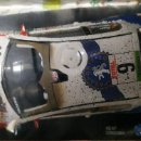 Scalextric: PEUGEOT 206 WRC 'EFECTO BARRO' SLOT CAR RELEASED BY SCALEXTRIC SPAIN (SCX) (RFº6051) IN 2000,NUEVO. Lote 160617450