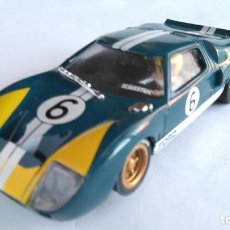 Scalextric: SCALEXTRIC ALTAYA / PLANETA. FORD GT . Lote 162446994
