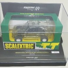 Scalextric: J10- MITSUBISHI PAJERO TRANSPARENTE SCALEXTRIC TT VINTAGE NUEVO NUM 0029 SERIE LIMT 200 UNIDADES. Lote 162713698