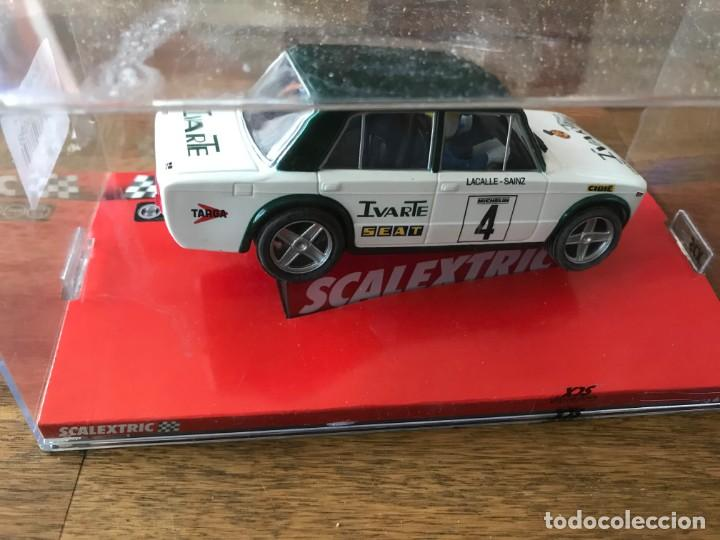 SEAT 1430 - 'SAINZ' - TECNITOYS (Juguetes - Slot Cars - Scalextric Tecnitoys)