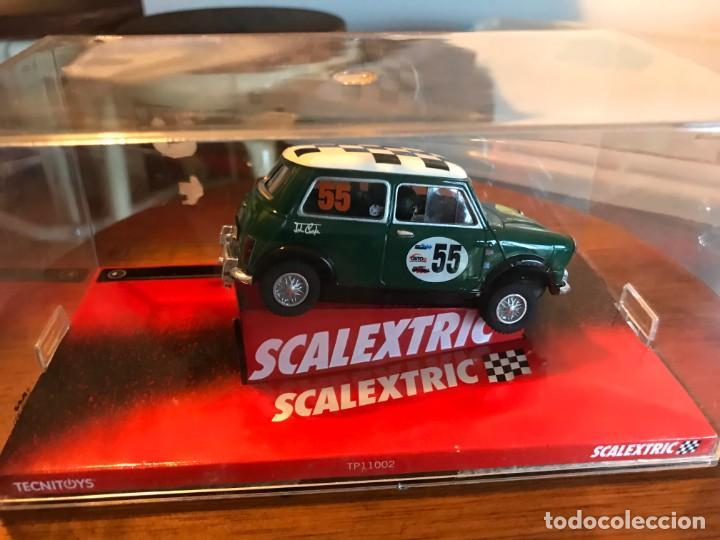 MIN COOPER - TECNITOYS (Juguetes - Slot Cars - Scalextric Tecnitoys)