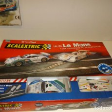 Scalextric: SCALEXTRIC. SALIDA LE MANS. REF: 6905. Lote 163570330