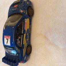 Scalextric: SUBARU IMPREZA WRC- CITROEN XSARA T4 SCALEXTRIC. Lote 163598054