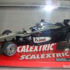Scalextric: MCLAREN MERCEDES MP4 KIMI RAIKKONEN SCALEXTRIC 6193. Lote 163961622