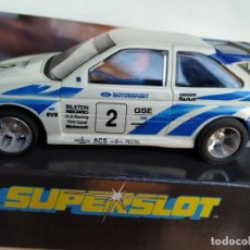 Scalextric: FORD ESCORT COSWORTH. Lote 163975686
